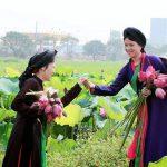 Thúy Cải – Thúy Hường những ca khúc quan họ Bắc Ninh về hội Lim hay nhất