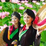 """Album quan họ Bắc Ninh """"Sương giăng bến nước"""""""