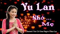 Thanh Ngân Nhớ Mẹ Vu Lan | Tân Cổ, Ca Vọng Cổ Nhân Ngày Lễ Vu Lan 2017