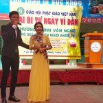 Cung đàn mới Thanh Ngân, Võ Minh Lâm hát live trong Chương trình từ thiện