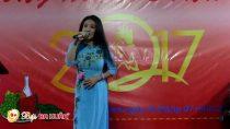 Nghệ sĩ Thanh Ngân hát live Ngọc đời con vẫn nâng niu