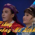 Cải lương Tiếng trống Mê Linh Phượng Liên, Lệ Thủy, Thanh Sang