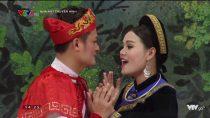 Sân khấu chèo Chuyện Tình Sơn Nữ – Nhà hát chèo Bắc Giang